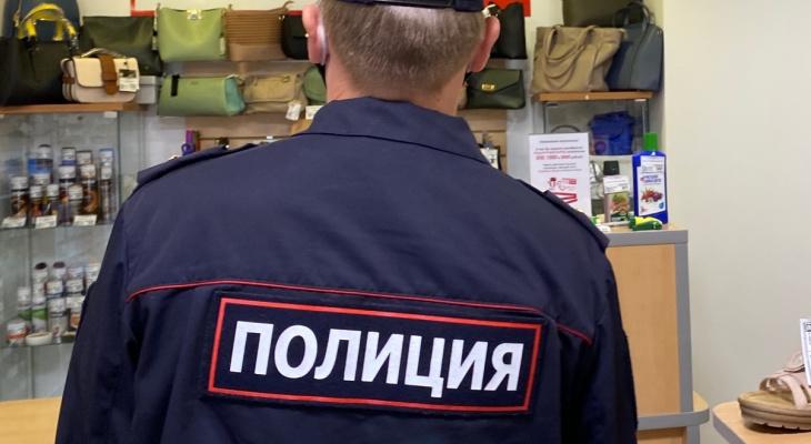 В Кировской области мужчина угрожал продавцам предметом, похожим на гранату