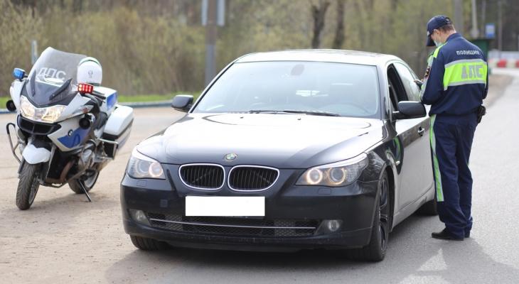 Известно, в каких районах Кирова проверят водителей
