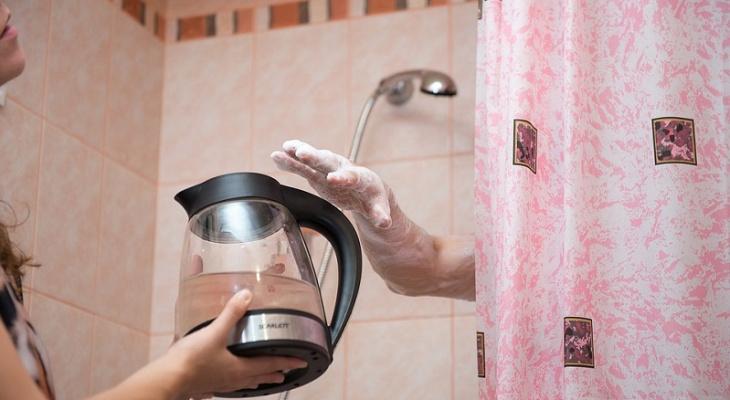21 июня тысячи кировчан останутся без горячей воды