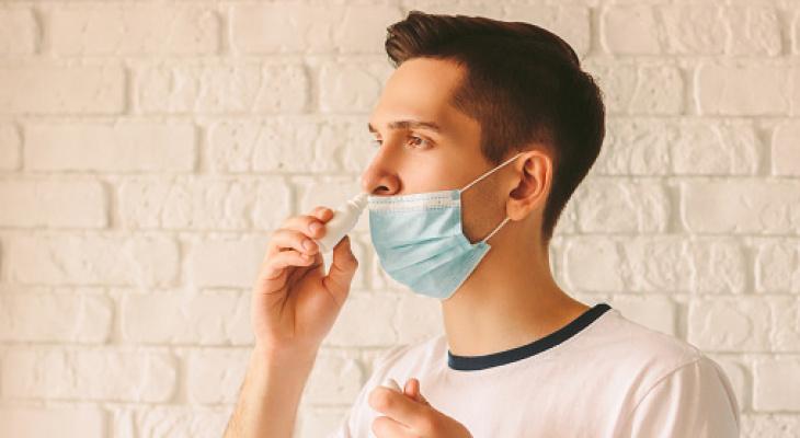 Российские ученые готовят вакцину от коронавируса в виде капель в нос