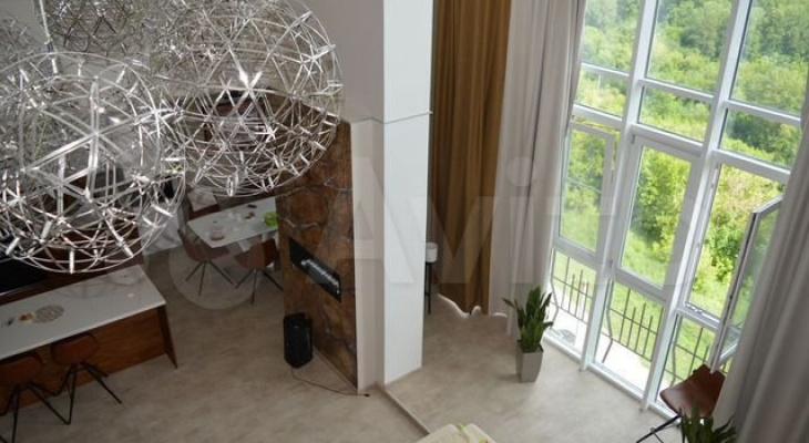 В Кирове продают 4-комнатную квартиру за 23 миллиона рублей