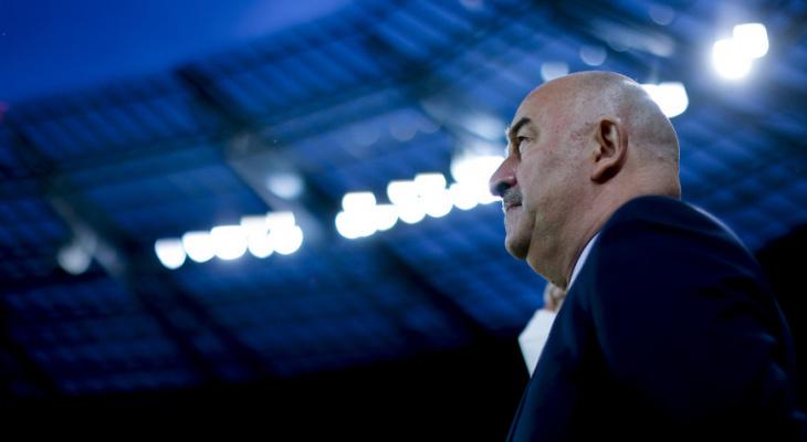 Черчесов уходит с поста главного тренера сборной России по футболу