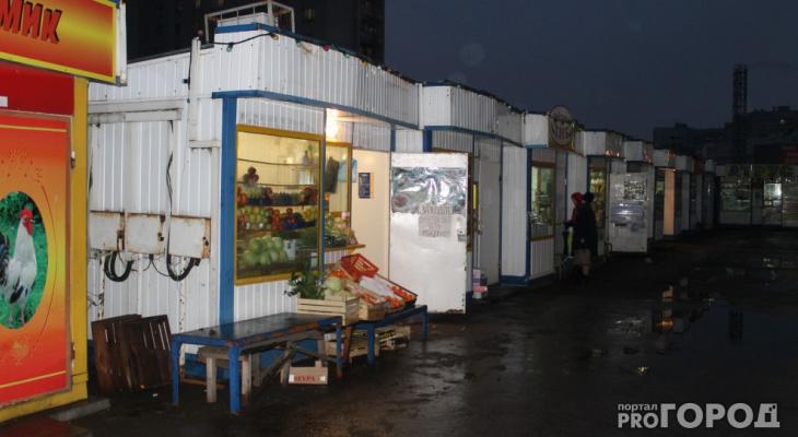 42% кировчан не нравится внешний вид киосков и павильонов в городе