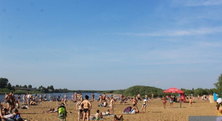 Эксперты назвали водоемы Кировской области, в которых не стоит купаться