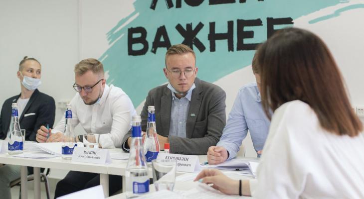 Партия «Новые люди» сформировала список кандидатов в депутаты кировского Заксобрания