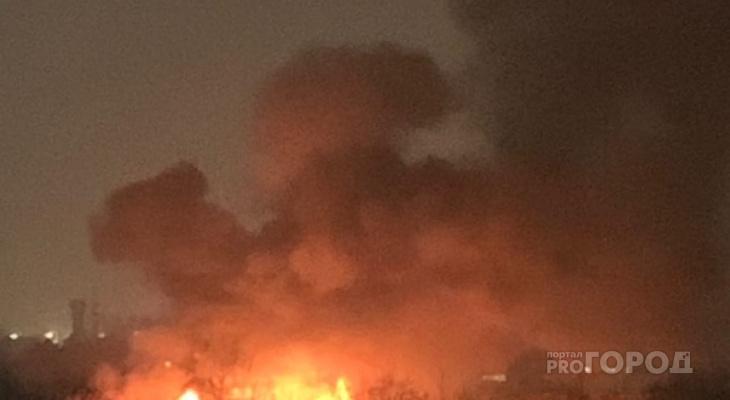 В Слободском районе в пожаре погиб мужчина