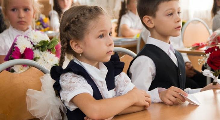 В первые классы зачислены более 7,6 тысячи учеников