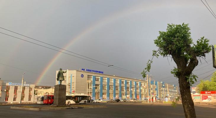 После пекла начнутся грозы: прогноз погоды на выходные в Кирове