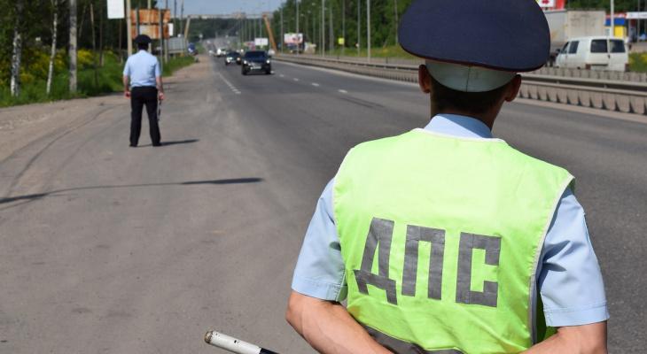 17 и 18 июля кировские автоинспекторы проверят водителей во всех районах города