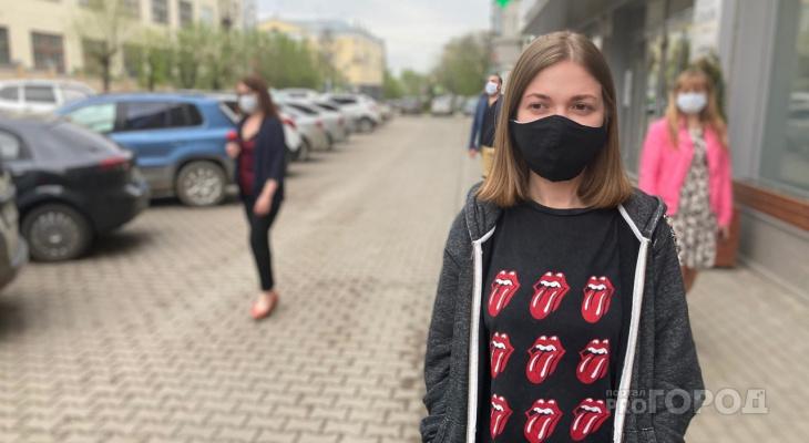 Кировская область оказалась в топе регионов с наименьшим приростом больных коронавирусом