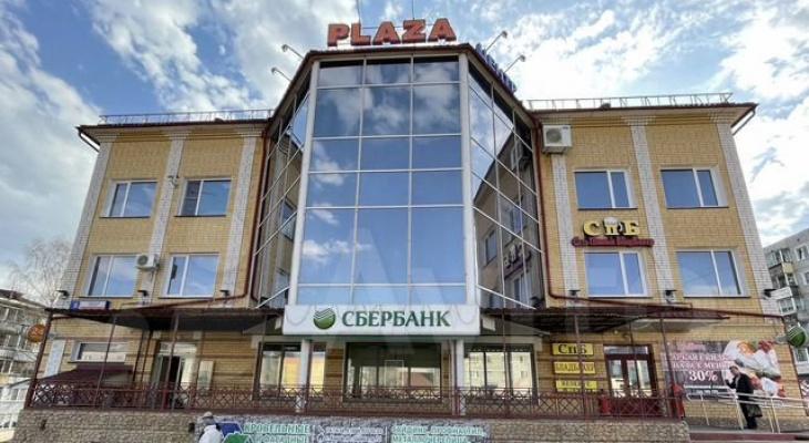 В микрорайоне Кирова продается торговый центр за 39 миллионов рублей