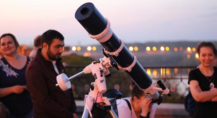 Кировчане могут увидеть Юпитер