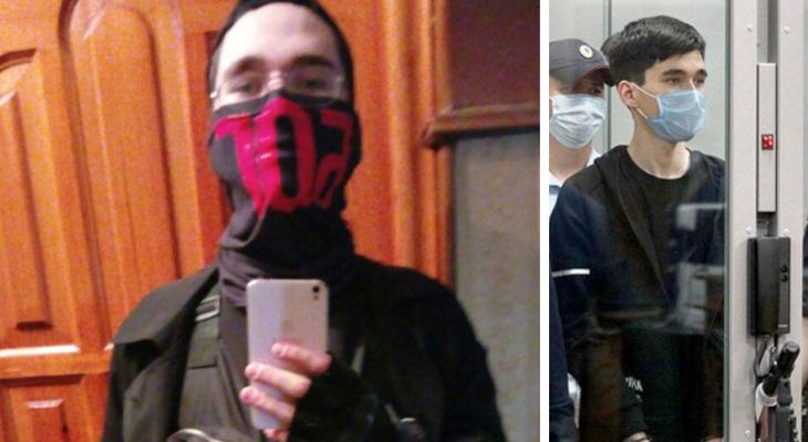 Устроившего стрельбу в казанской школе парня признали невменяемым