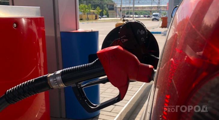 Цена на бензин 92 и 95 марок побила исторический рекорд