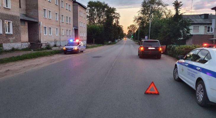 В Слободском водитель Range Rover сбил 6-летнюю девочку