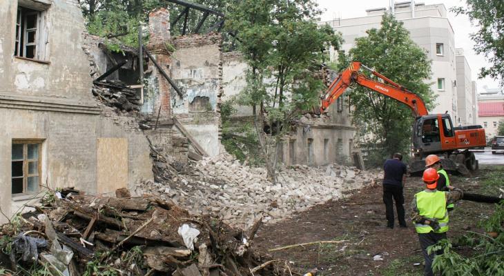 В Кирове на улице Молодой Гвардии появится новый парк