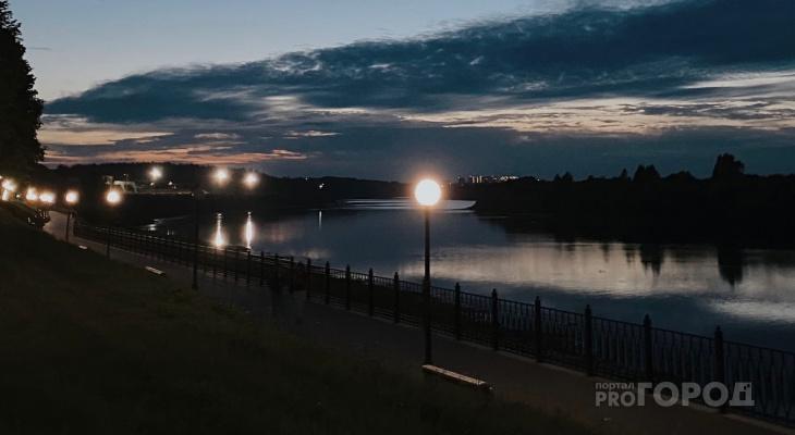 Прохлада и хмурое небо: известен прогноз погоды на выходные в Кирове