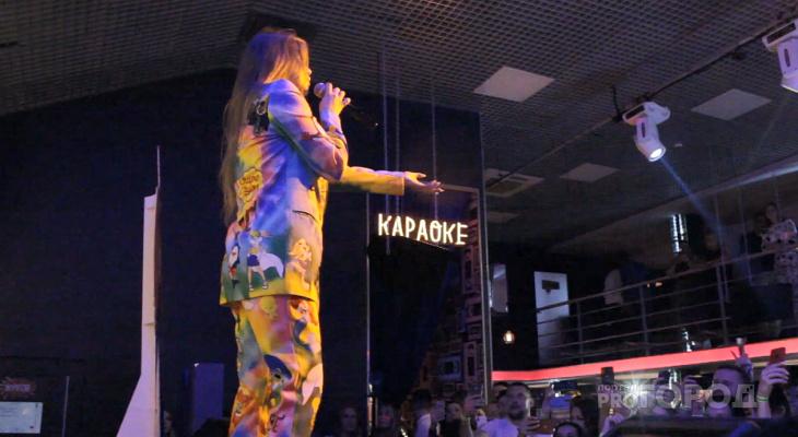 Звезда 2000-х на концерте поздравила кировчанку с днем рождения