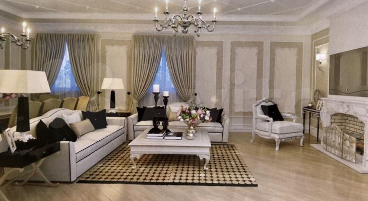 В центре Кирова продается квартира за 25 миллионов рублей