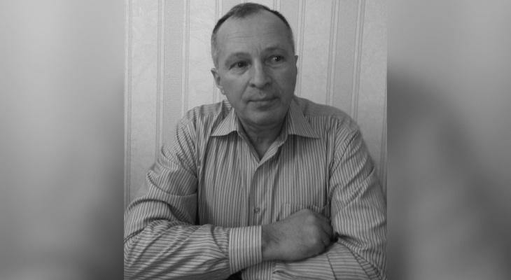 В Кирове от коронавируса скончался бизнесмен Николай Коршунов