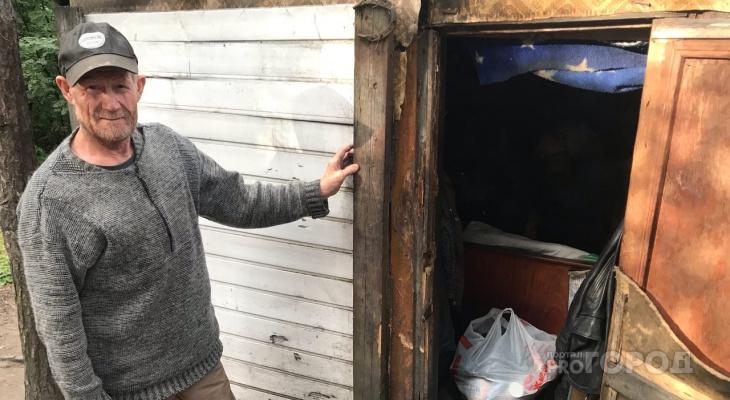 Алкоголь или обстоятельства: история кировских бездомных, опровергающая стереотипы