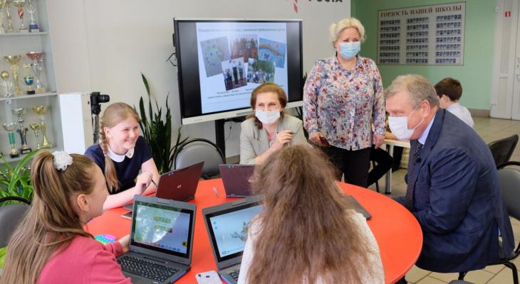 В Кировской области планируют расширить капремонт школ и создать училища полного дня