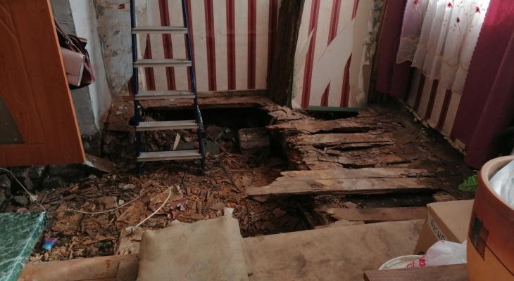 В Кировской области чиновники 4 года отказывались делать ремонт в квартире инвалида
