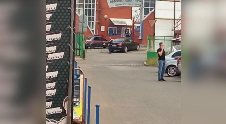 В Кирове из торгового комплекса «Планета» эвакуировали людей