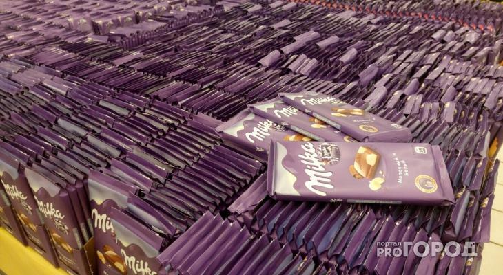 На Кировский комбинат продовольствия возбудили дело после закупки шоколада по завышенной цене
