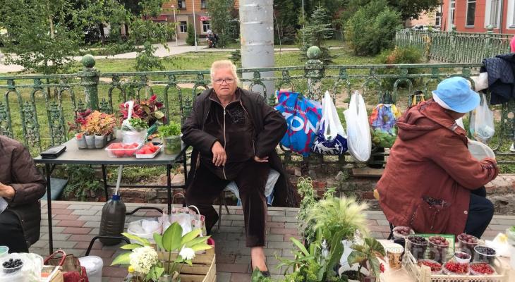 Торгующие у кировских магазинов бабушки ответили на нападки в соцсетях