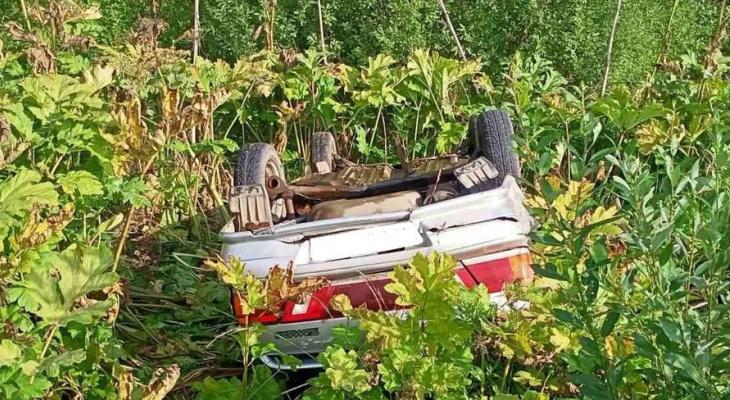 В Кировской области два человека погибли в ДТП за один день