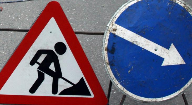 Кировские водители снова не смогут проехать по улице Казанской