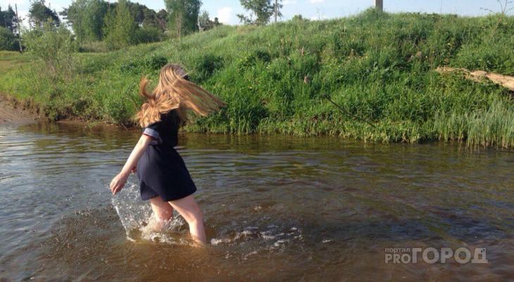 В Роспотребнадзоре сообщили, можно ли купаться в водоемах Кировской области в этом сезоне