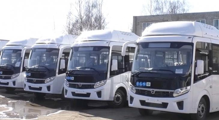 На покупку новых автобусов для кировчан власти планируют выделить 1 миллиард рублей