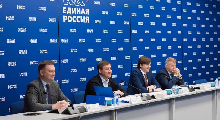 Игорь Васильев принял участие в совещании по теме капитального ремонта школ