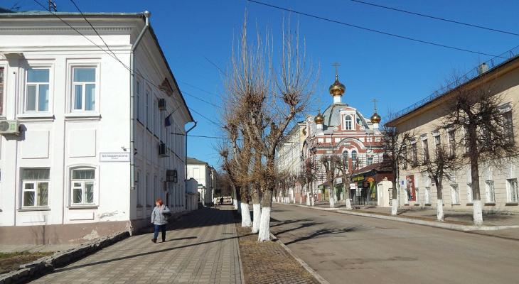 Кировчане голосуют за создание пешеходной зоны на улице Московской