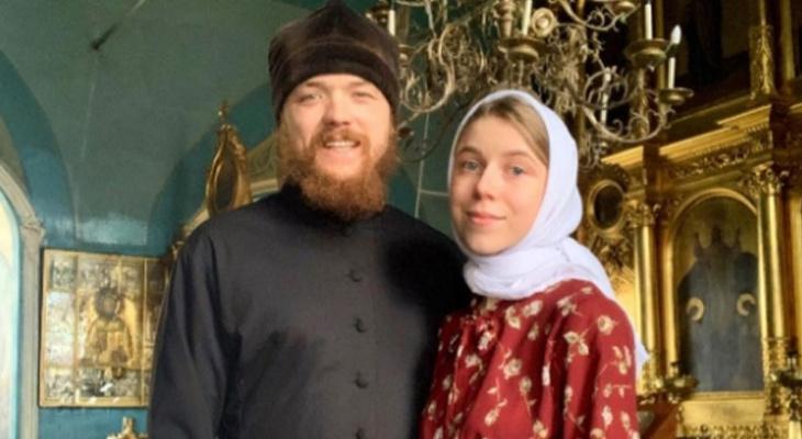 В Кировской области жена священника стала активным блогером