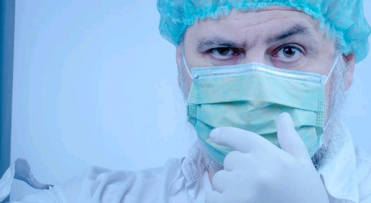 В Кировской области установлен антирекорд по числу заболевших COVID-19 за сутки