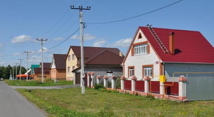 Для  строительства частных домов предлагают ввести льготное кредитование