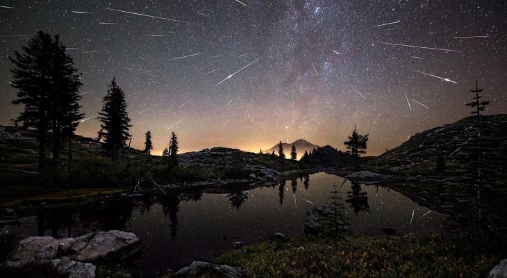 В Кирове народный астроном объявил дату главного звездопада лета