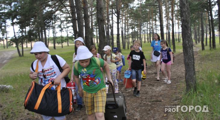 За 42 нарушения детские лагеря Кировской области оштрафовали на 268 тысяч рублей