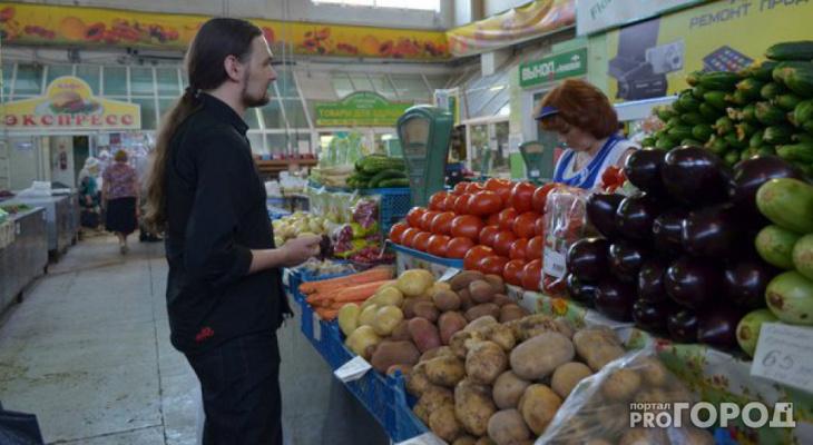 Жители Кировской области стали больше есть