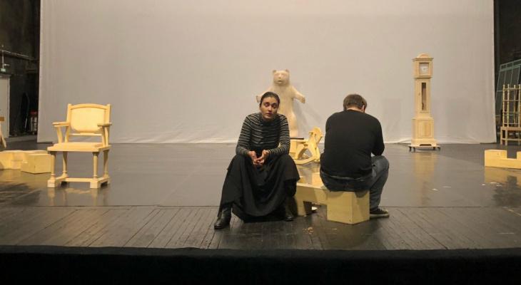 «Театр на Спасской» выступит под открытым небом