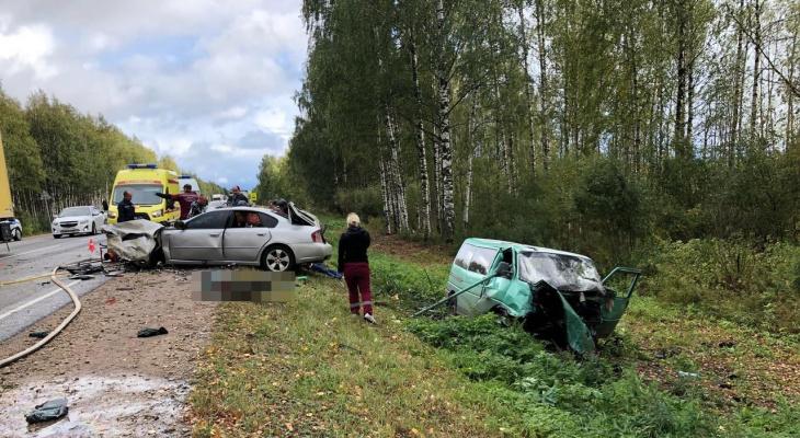 В Subaru ехали 6 человек: появились подробности ДТП с тремя погибшими под Юрьей