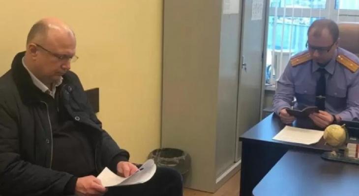 Уголовное дело бывшего вице-губернатора Кировской области передали в суд