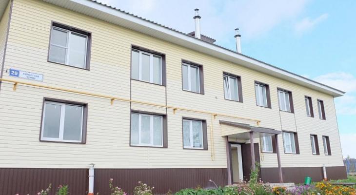 В 2021 году в Кировской области из аварийного жилья переселят 1200 человек
