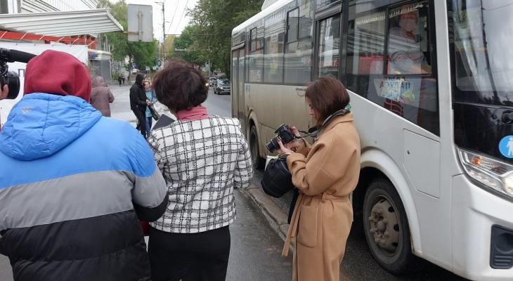В Кирове началась проверка работы общественного транспорта