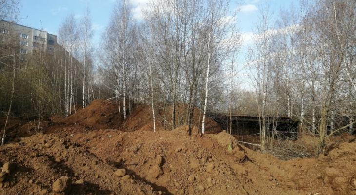 В Кирове территорию бывшего КВАТУ перед использованием будут исследовать