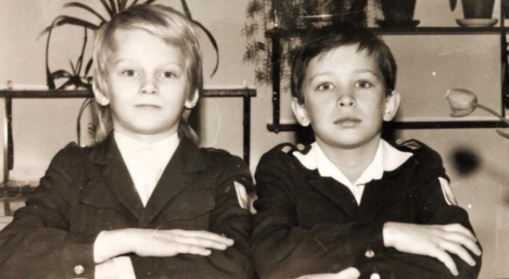 Как известные кировчане выглядели в школьные годы: фото с разницей в 20 лет