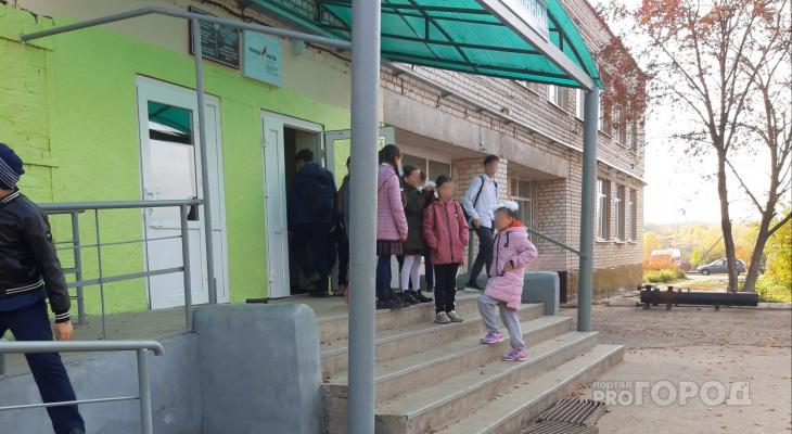 В дни голосования часть кировских школ перейдет на дистанционное обучение